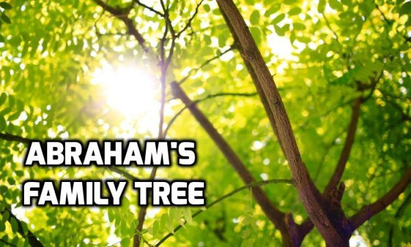 abraham and family # 37