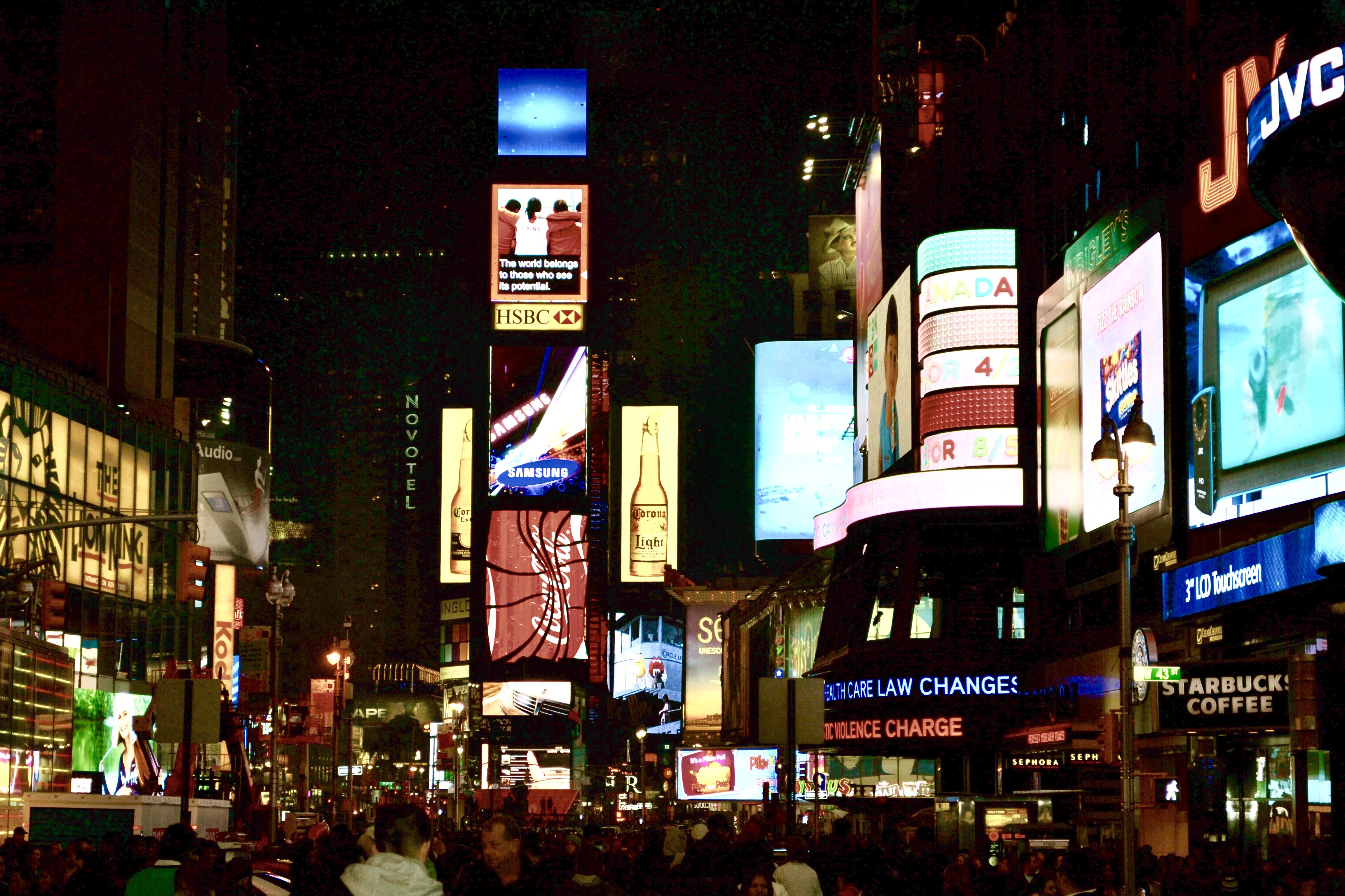 New Year s Eve In Times Square   New York large image
