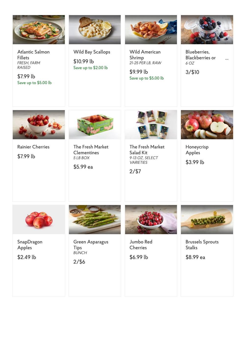 Fresh Choice Market Weekly Ad