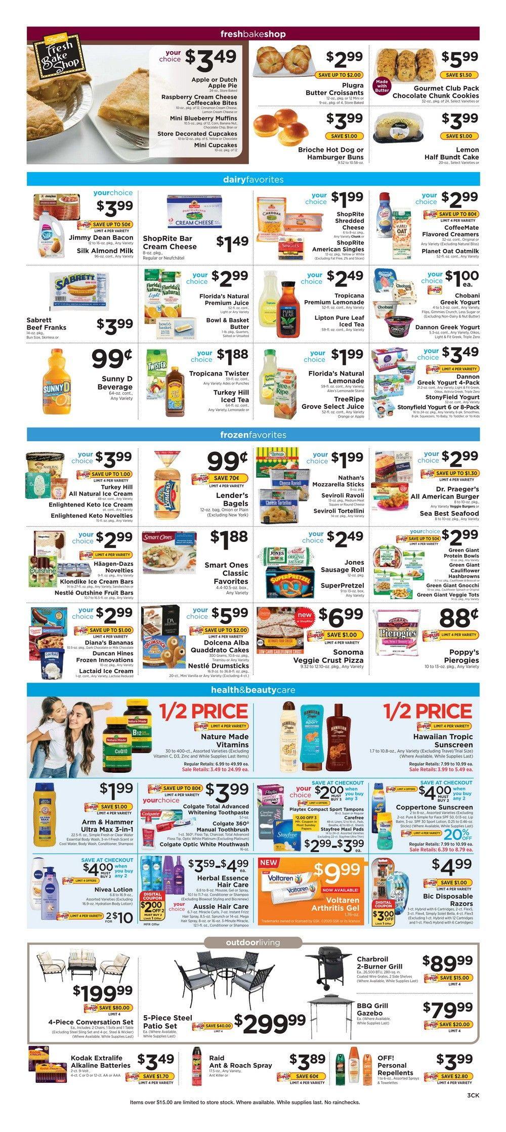 Fresh Grocer Philadelphia Weekly Ad