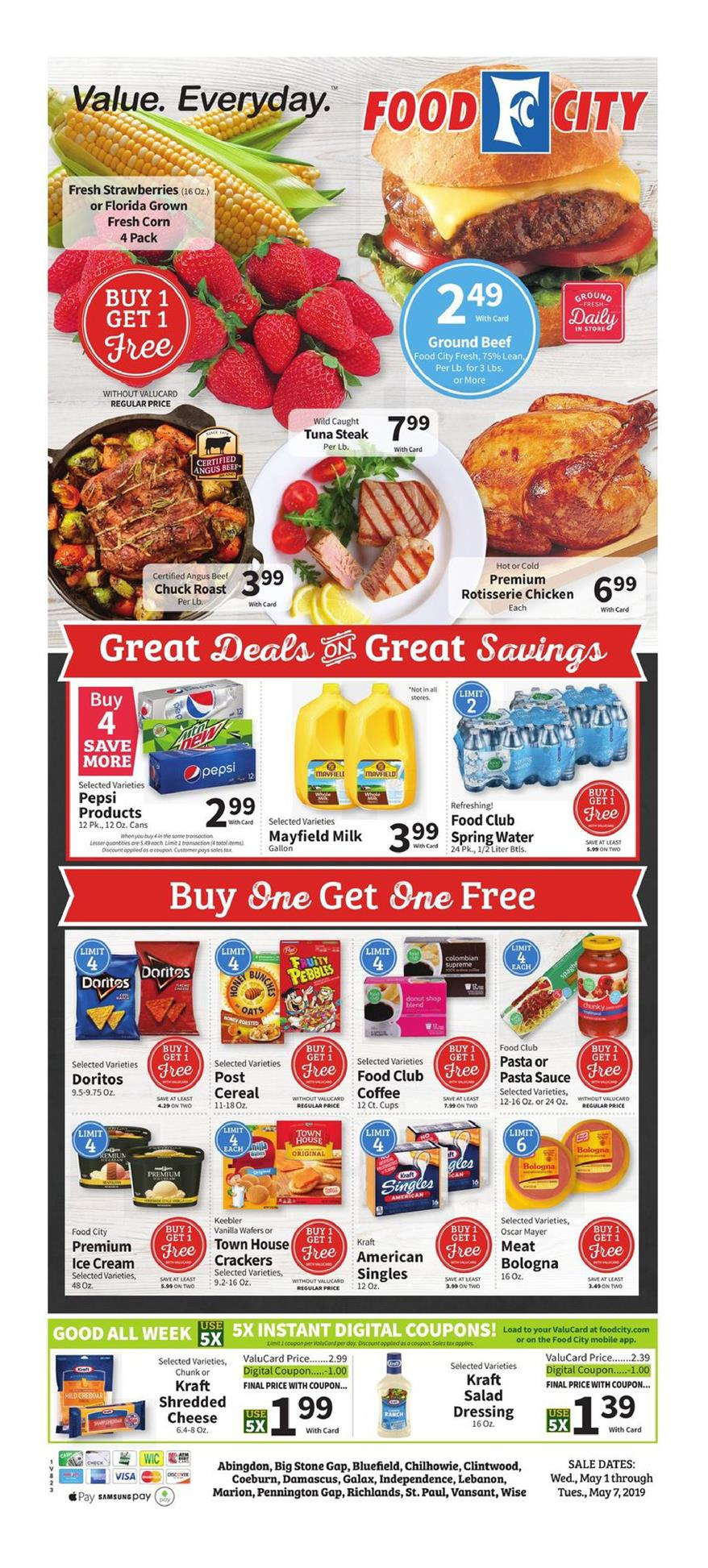 Fresh Farms Weekly Ad