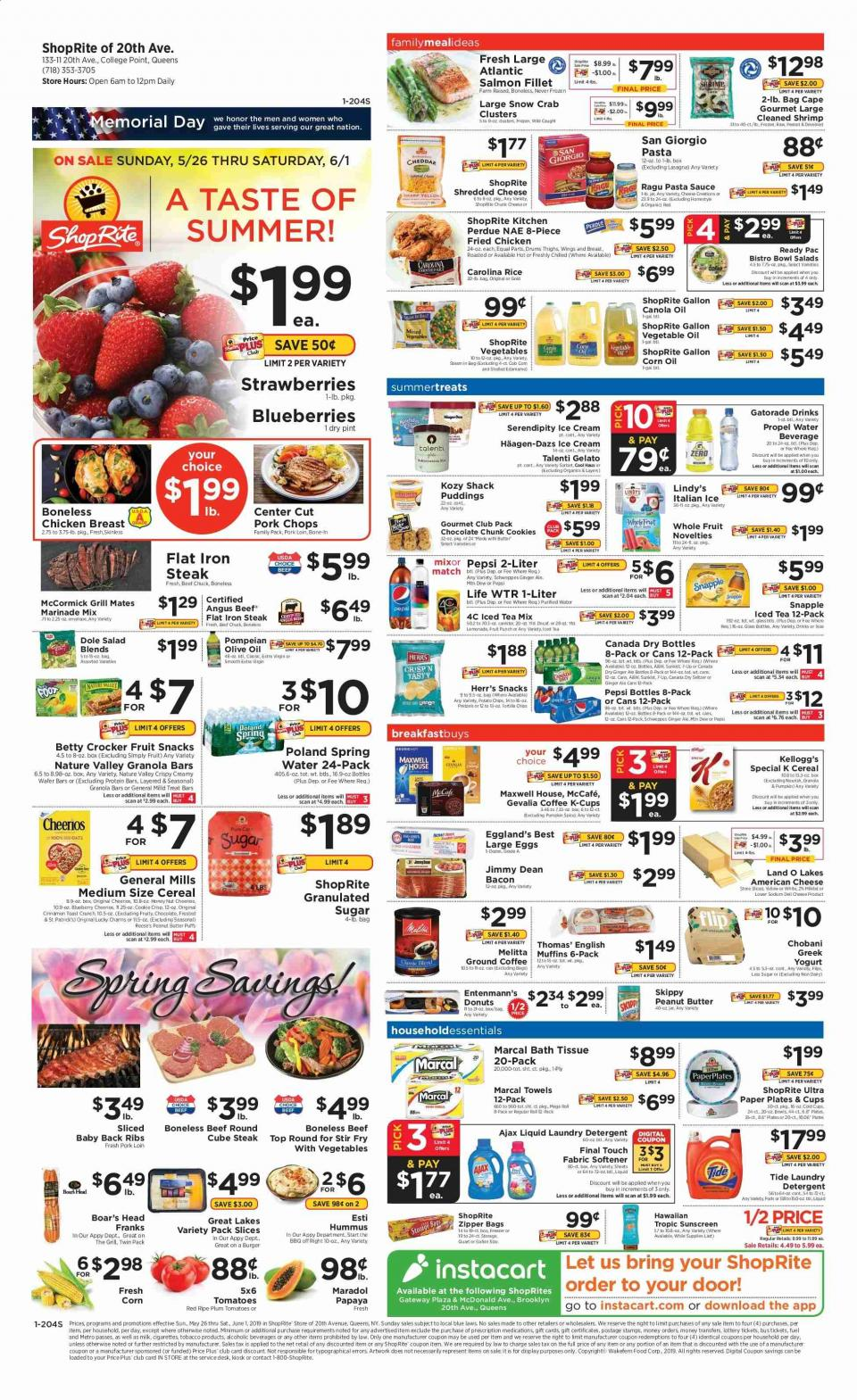 Grocer Fresh Flyer Weekly