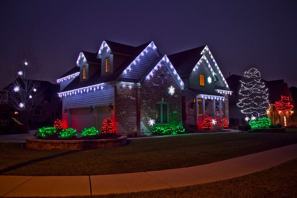 Led Christmas Pathway Lights