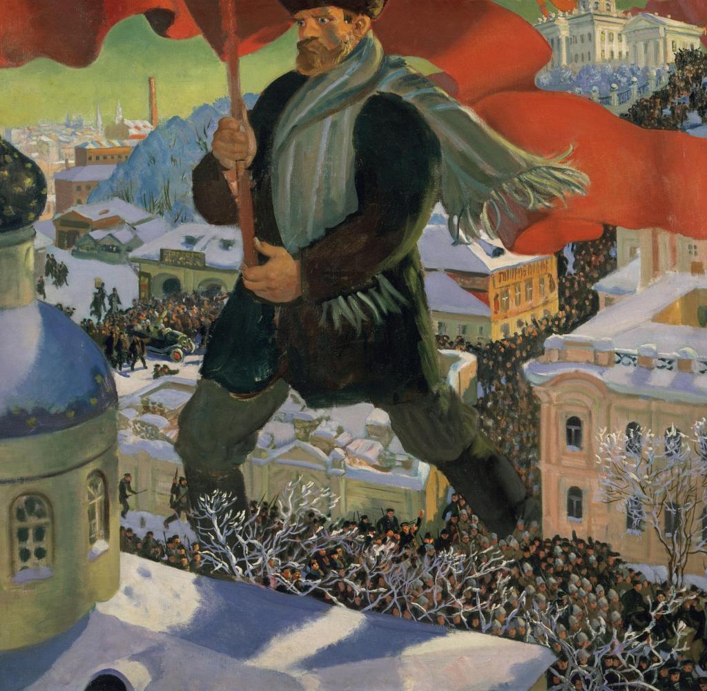 Londons Royal Academy Feiert Russische Revolutionskunst Welt