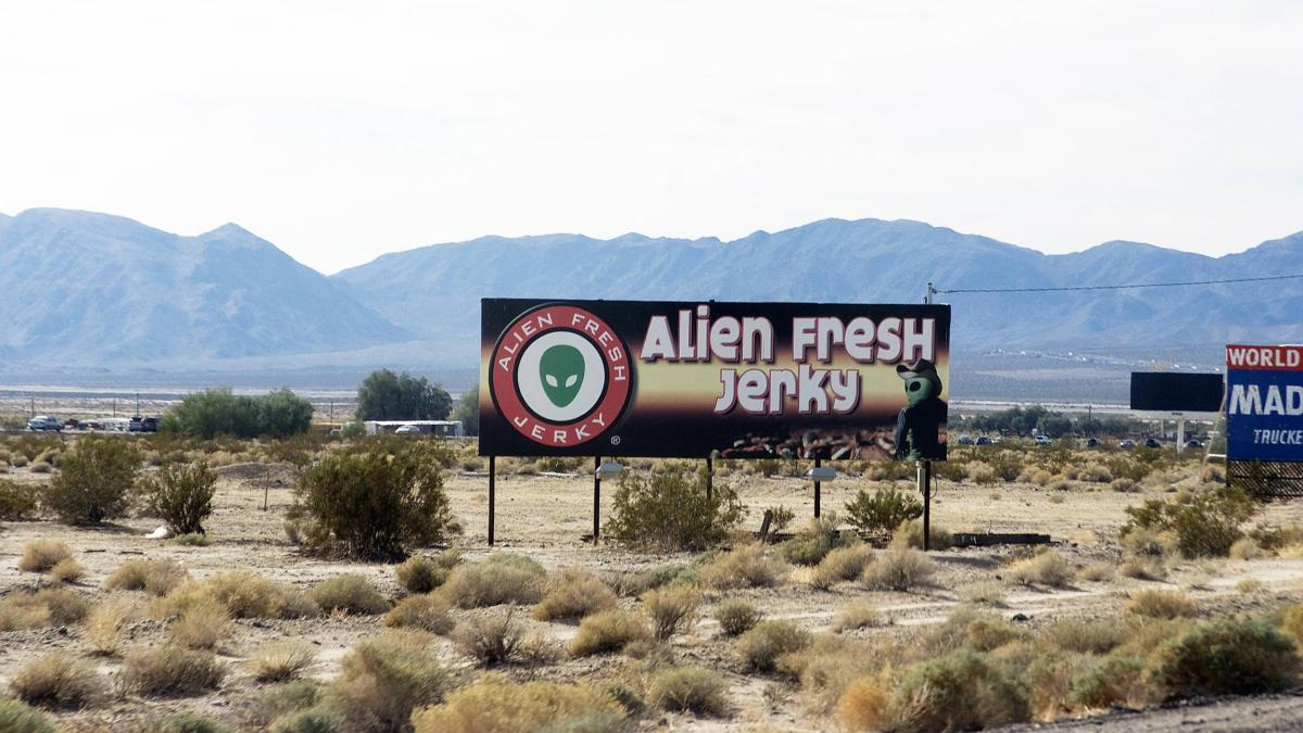 What Alien Fresh Jerky