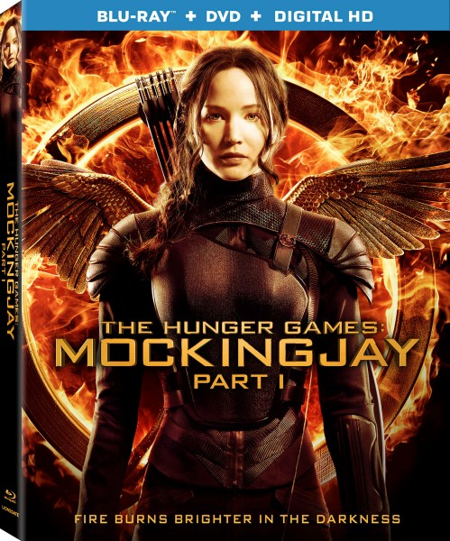 GIVEAWAY   REVIEW  4 5 Stars for  The Hunger Games  Mockingjay     The Hunger Games  Mockingjay Part 1