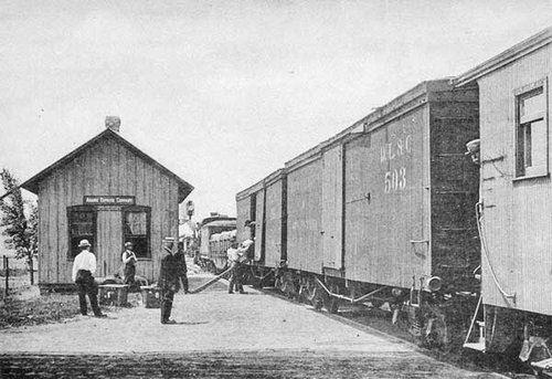 Warren County Ohio Railroad Stations