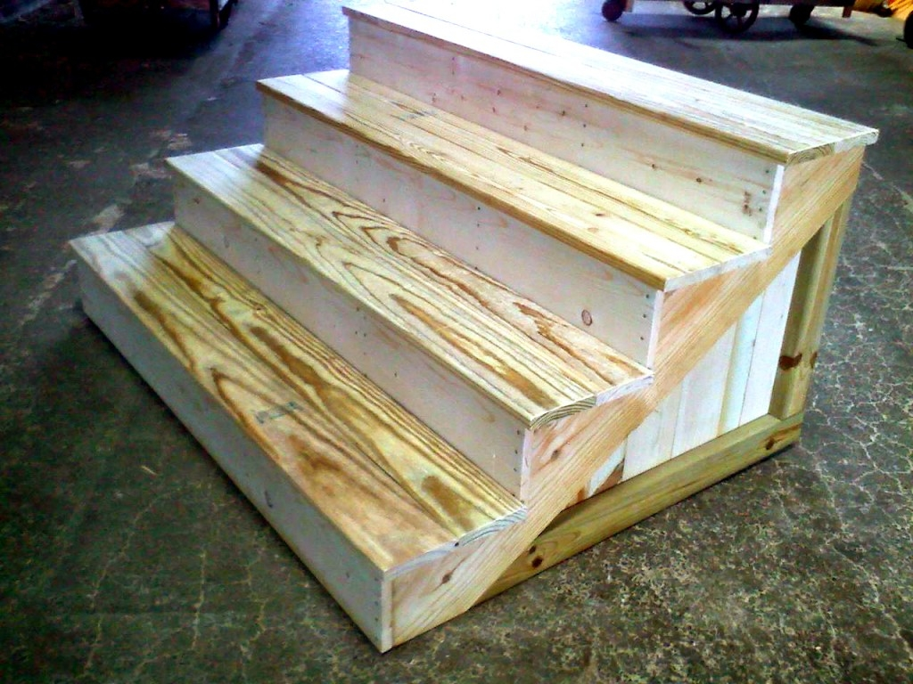 Cleveland S Full Service Lumberyard West End Lumber   Premade Stairs For Outdoors