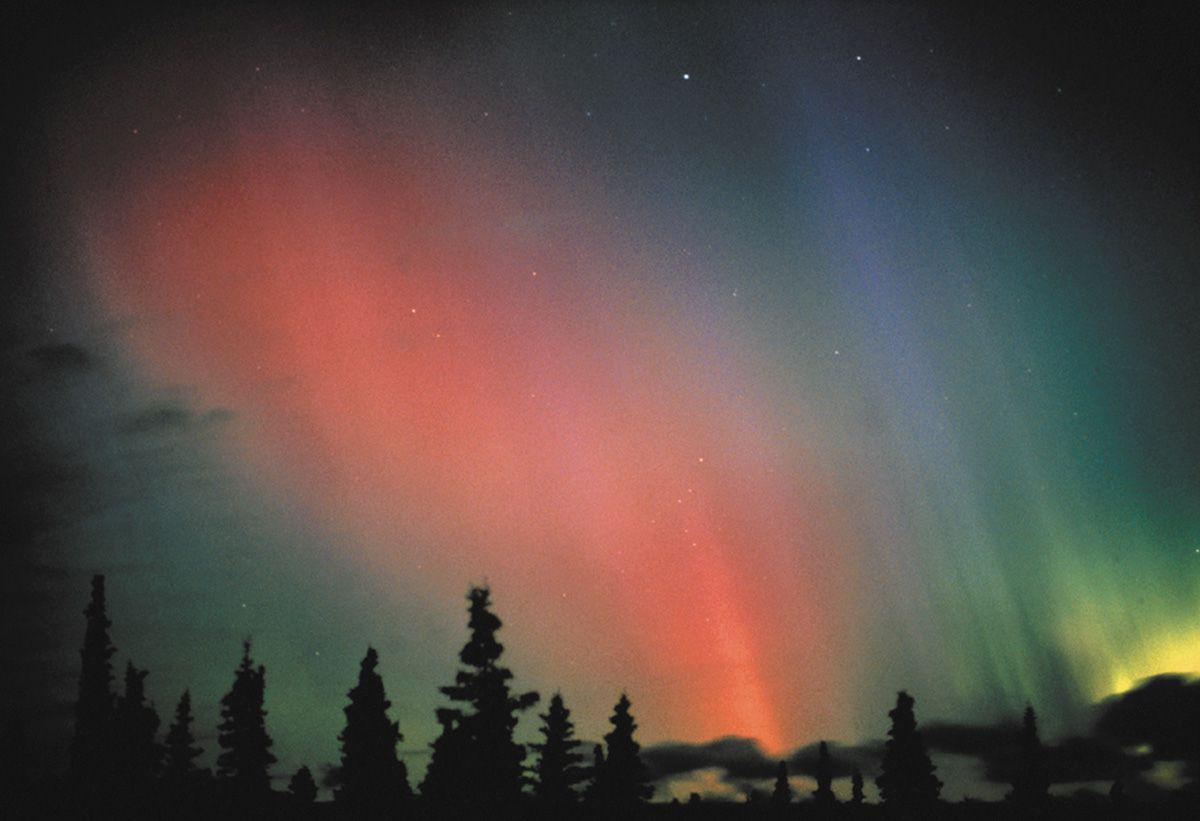 Best Chance Seeing Northern Lights