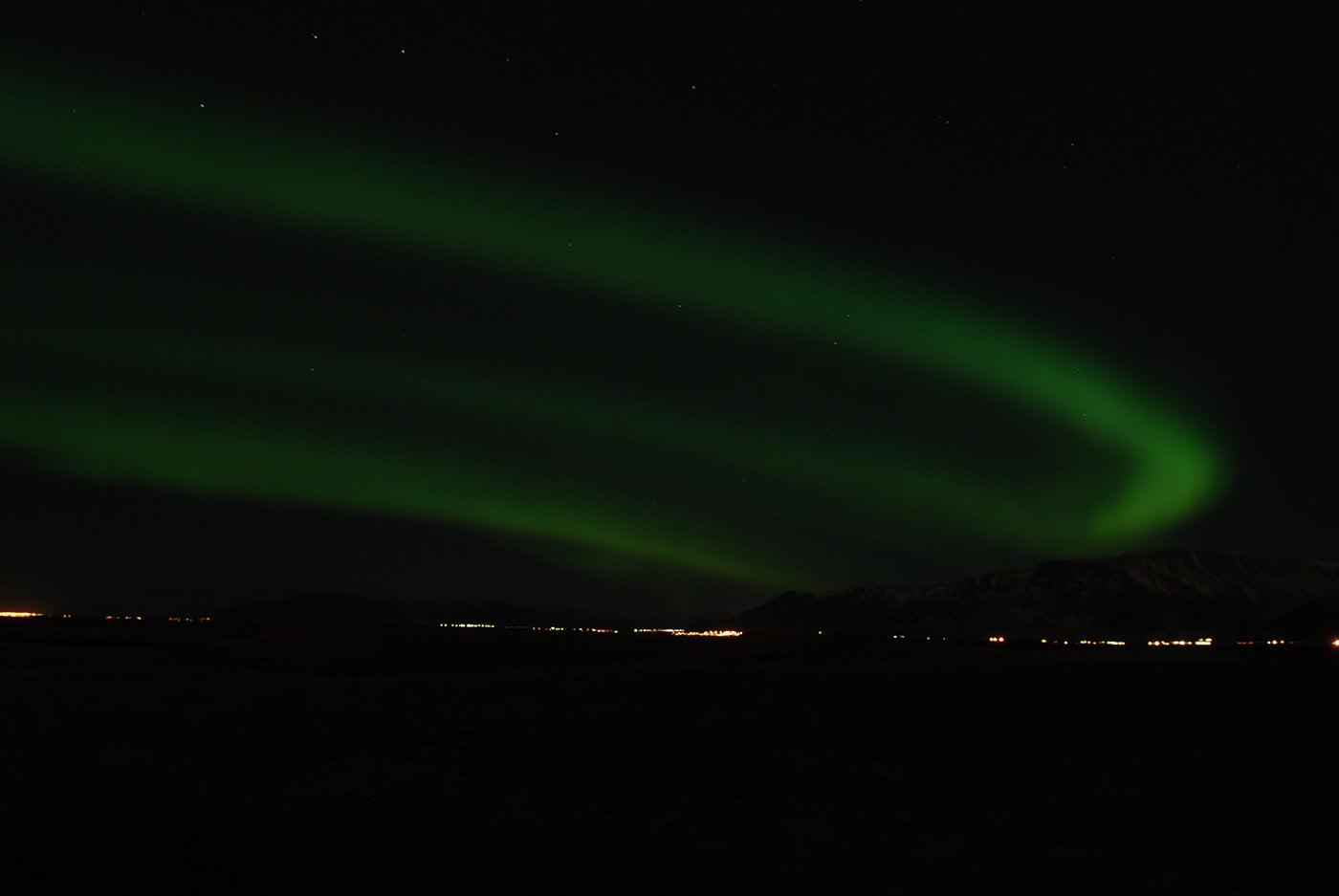 Northern Lights Iceland Spots