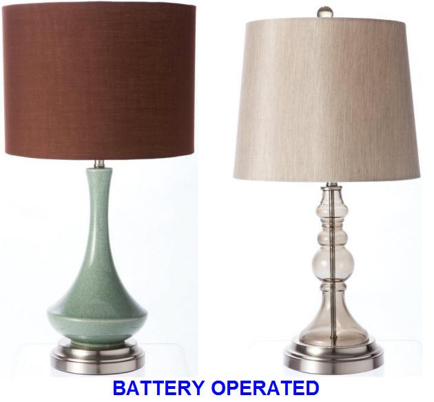 Cordless Light Fixtures
