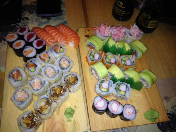 Great Sushi Places Near Me