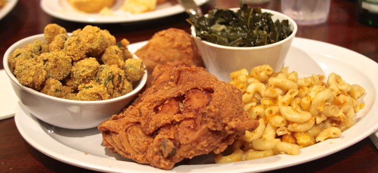 Restaurants Serve Collard Greens Near Me