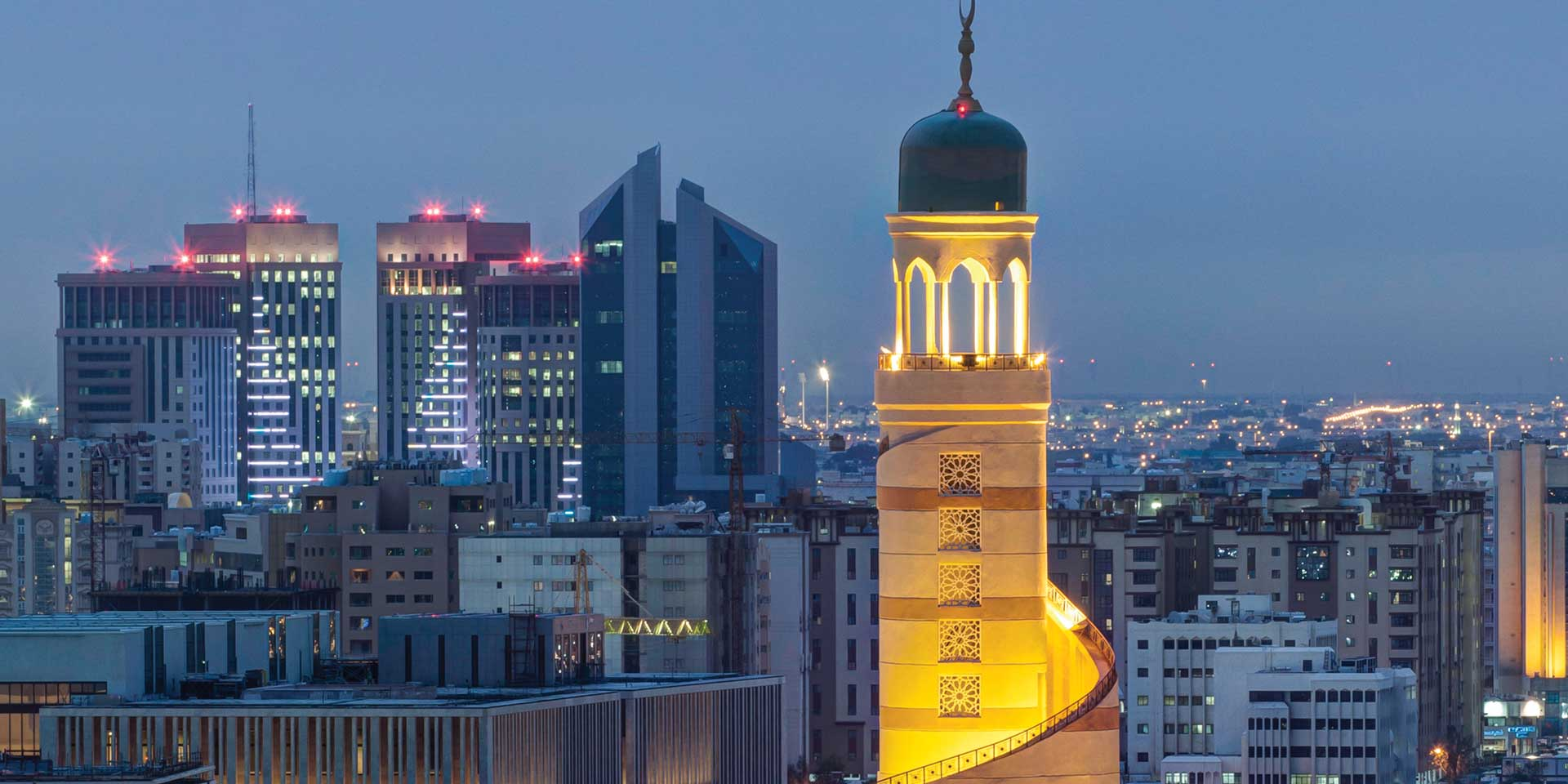 Doha White Amp Case Llp International Law Firm Global Law