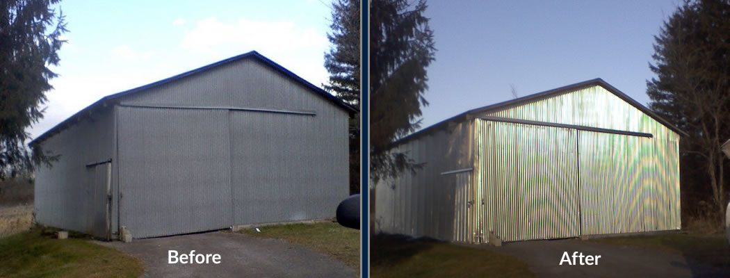 How Paint Exterior Wood Siding