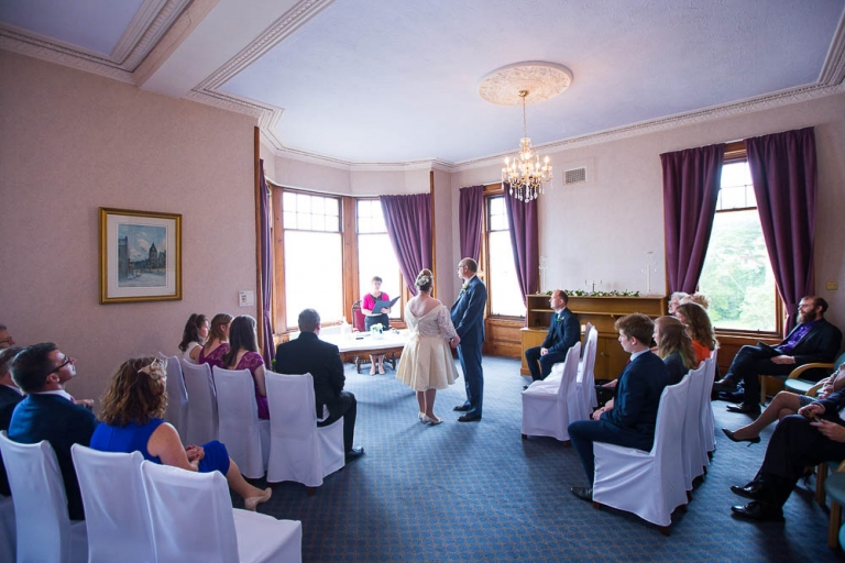 South Queensferry Registry Office Wedding Hazel Amp Anthony
