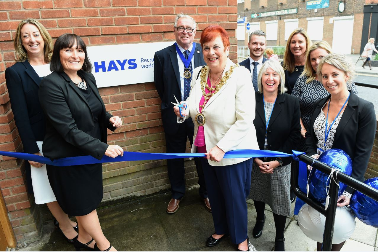Whittle Jones Recruit Hays for Their Offices at Houndgate & Beaumont Street, Darlington ...