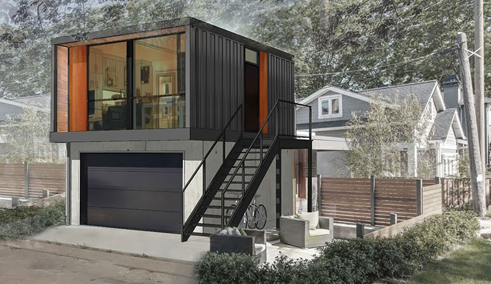 Best Kitchen Gallery: Prefab Homes Colorado Prefab Homes With Excellent Designs To Have of Colorado Shipping Container Homes on rachelxblog.com