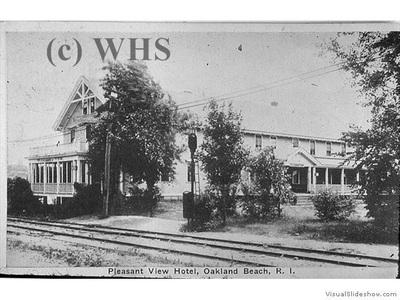Oakland Beach Warwick Historical Society Rhode Island