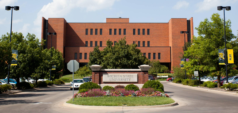 wichita states university address - 800×531