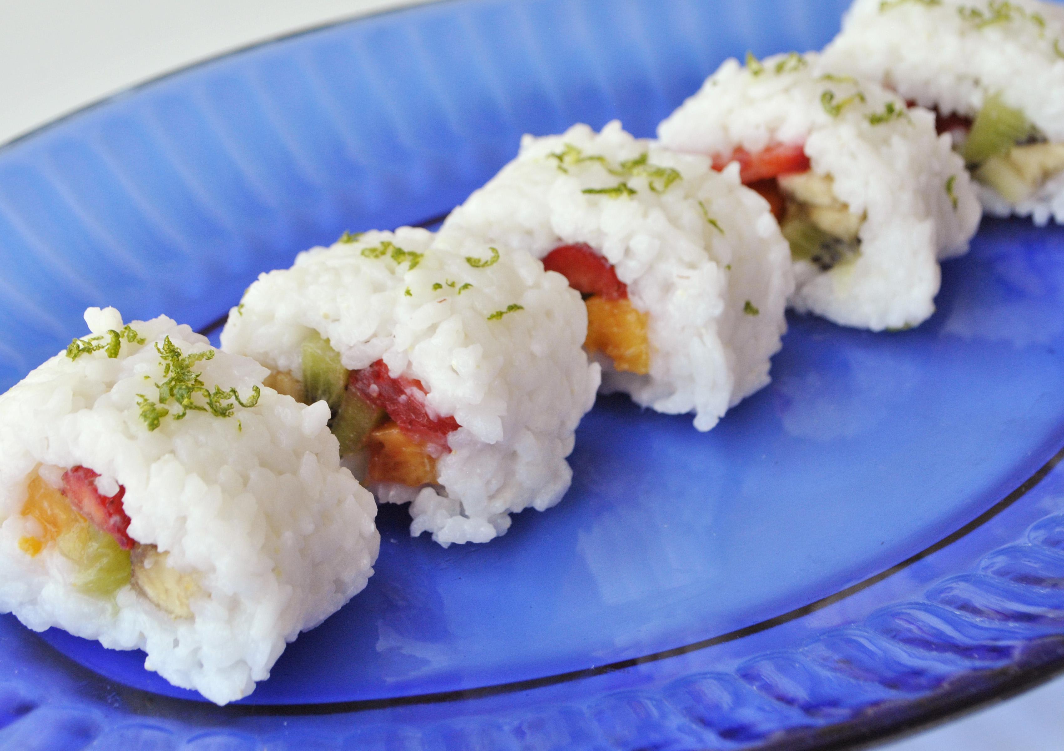 How Make Sushi Rolls