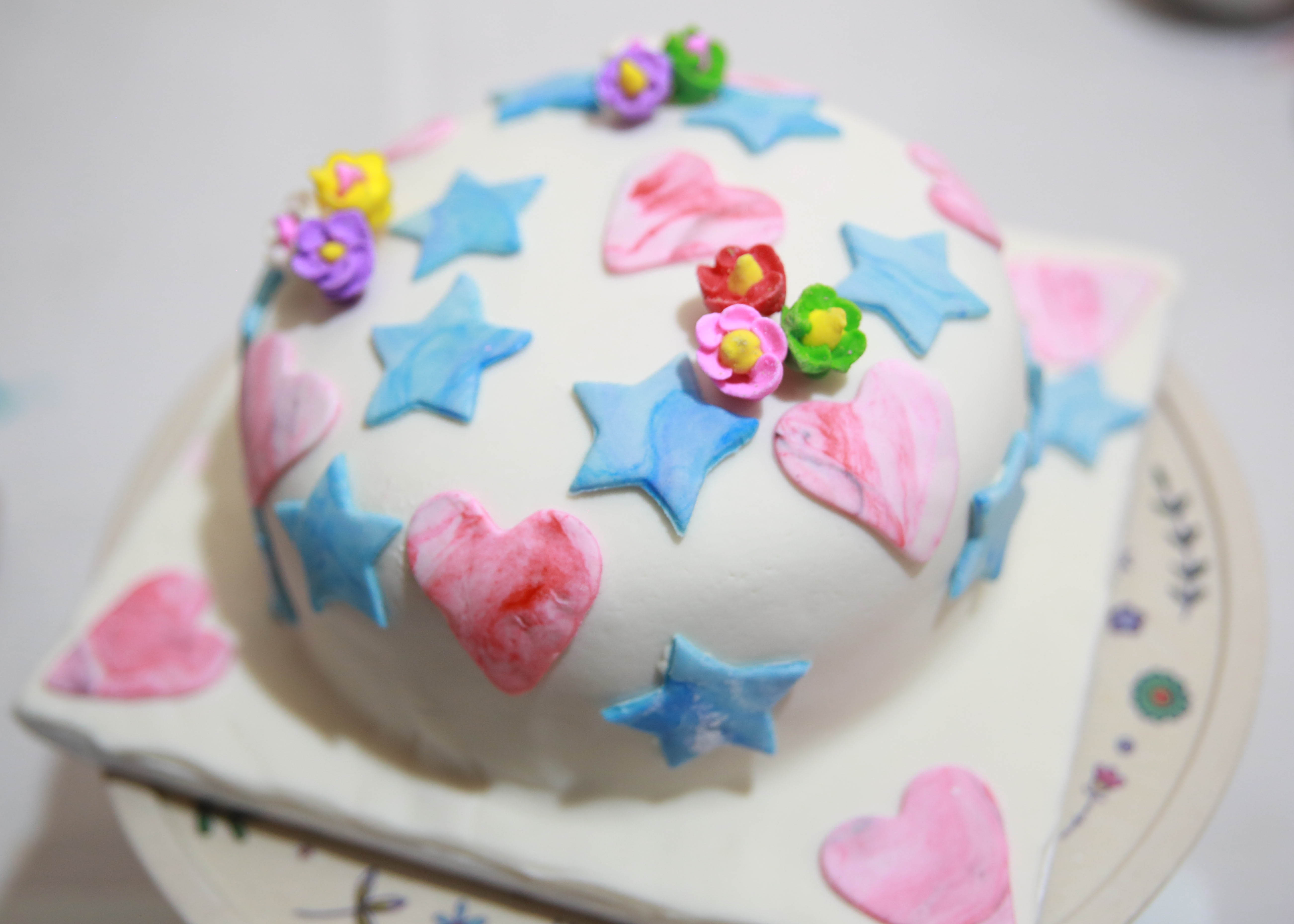 Easy Cake Icing Decorating Ideas