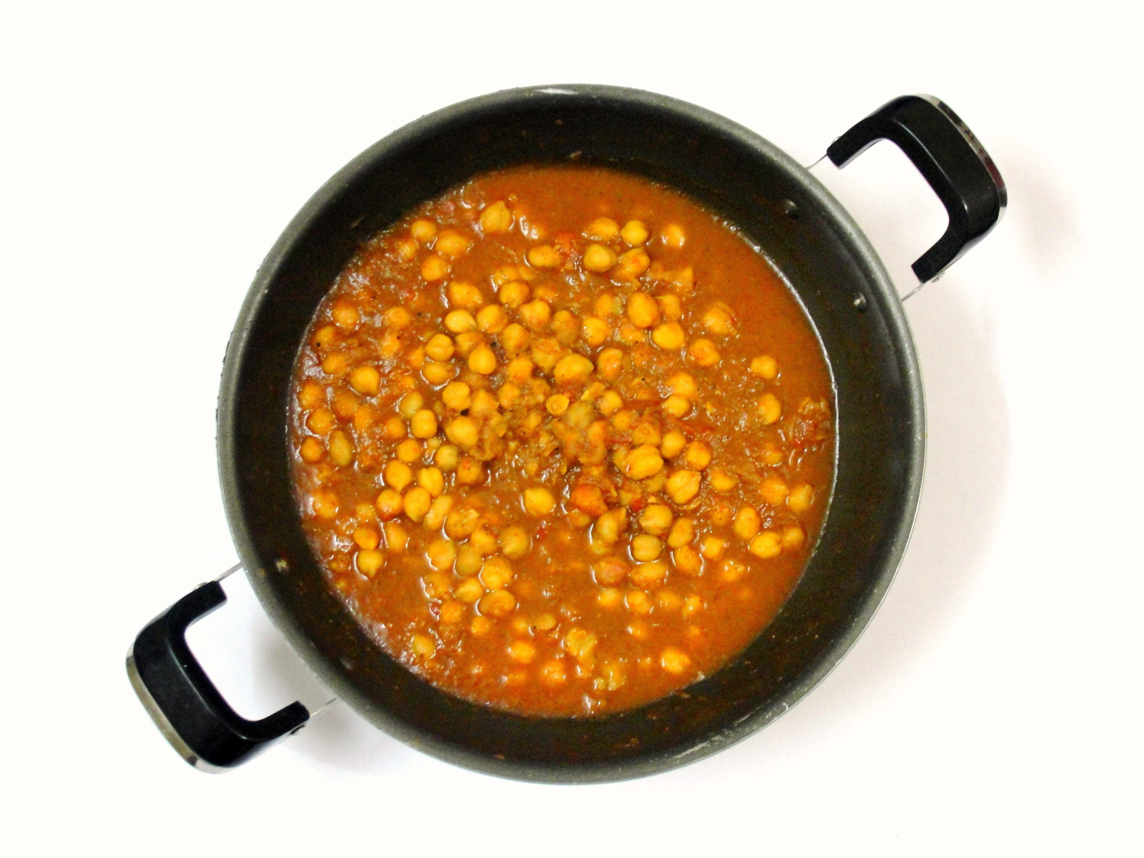 How To Cook Chole 10 Steps With Pictures Wikihow