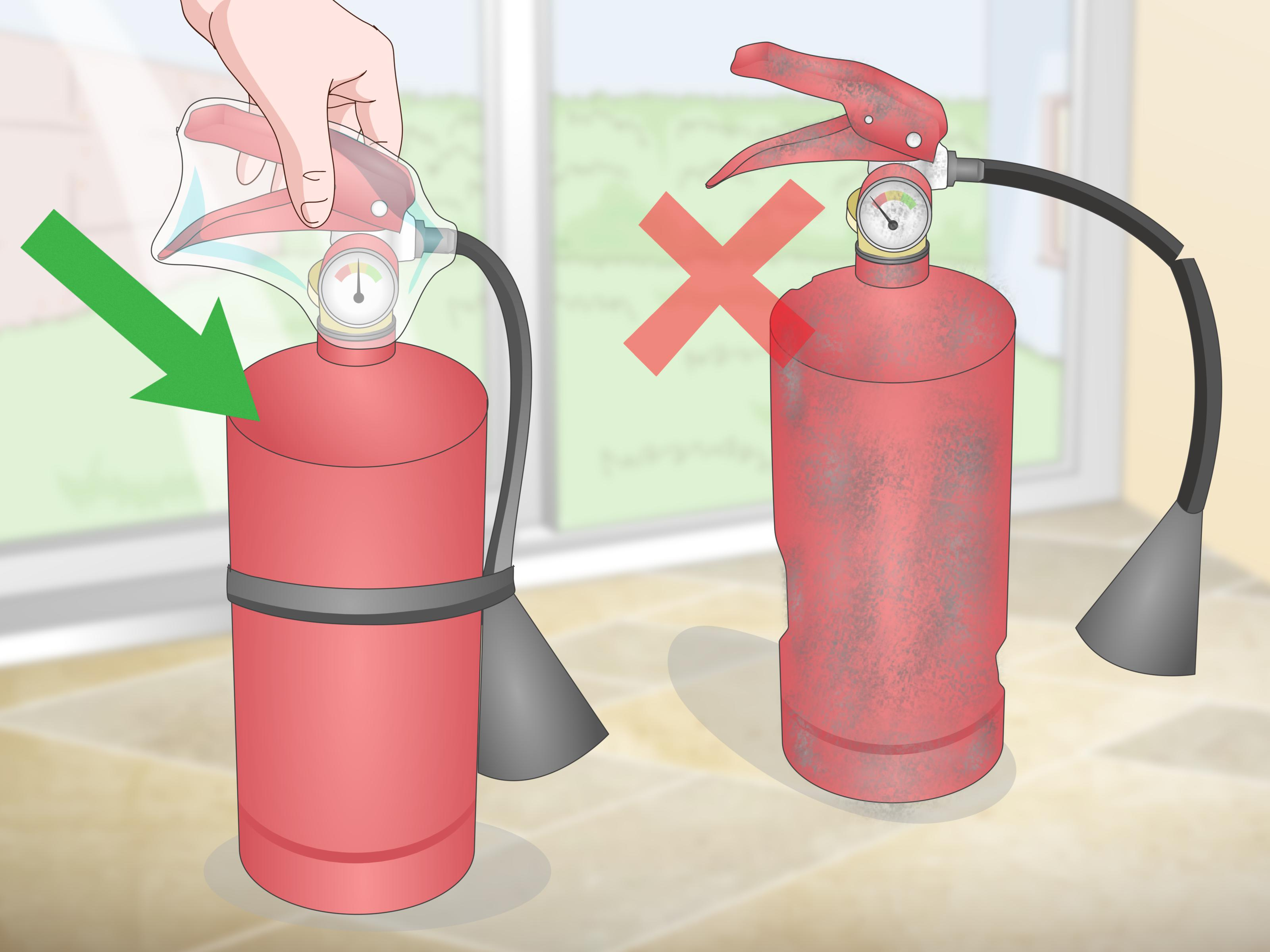 How to Refill a Fire Extinguisher: 11 Steps (with Pictures)