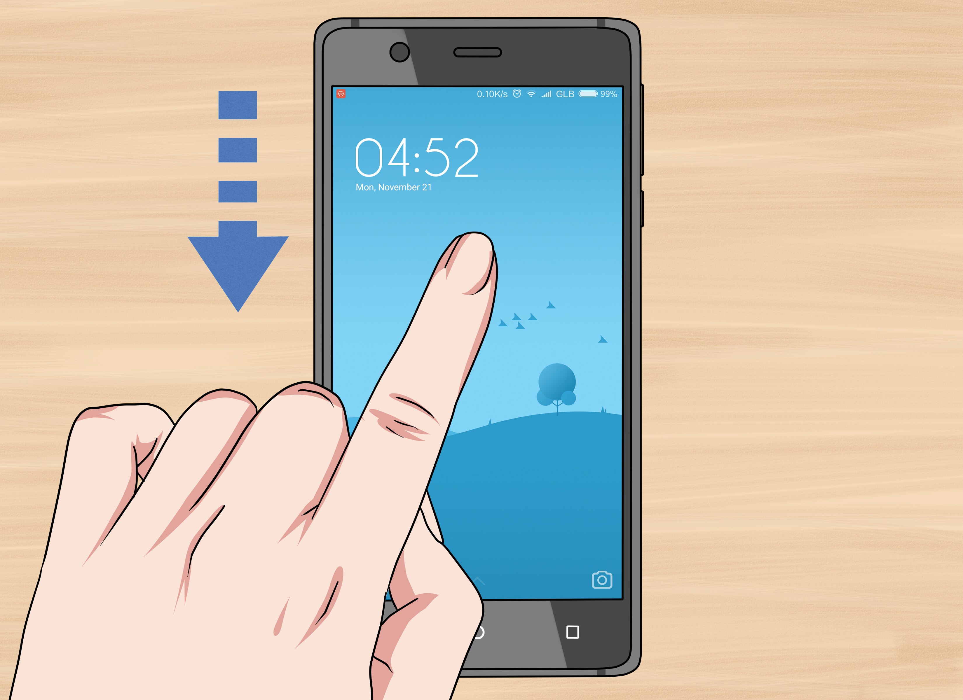 Android Phone Home Screen Ideas