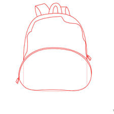 How to Draw a Backpack: 6 Steps (with Pictures) - wikiHow