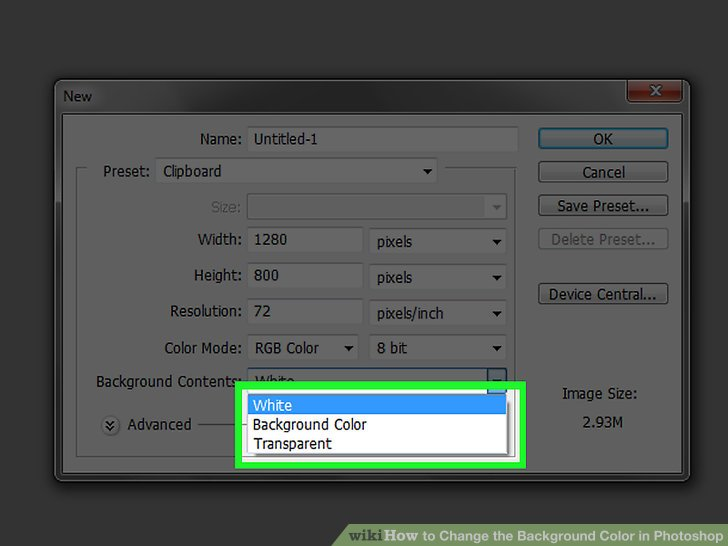 4 Ways to Change the Background Color in Photoshop   wikiHow Image titled Change the Background Color in Photoshop Step 5