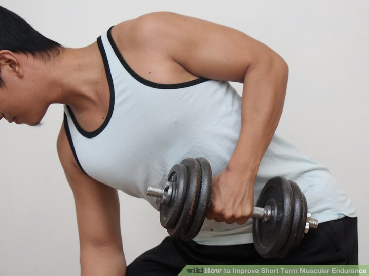 How To Improve Short Term Muscular Endurance With Pictures