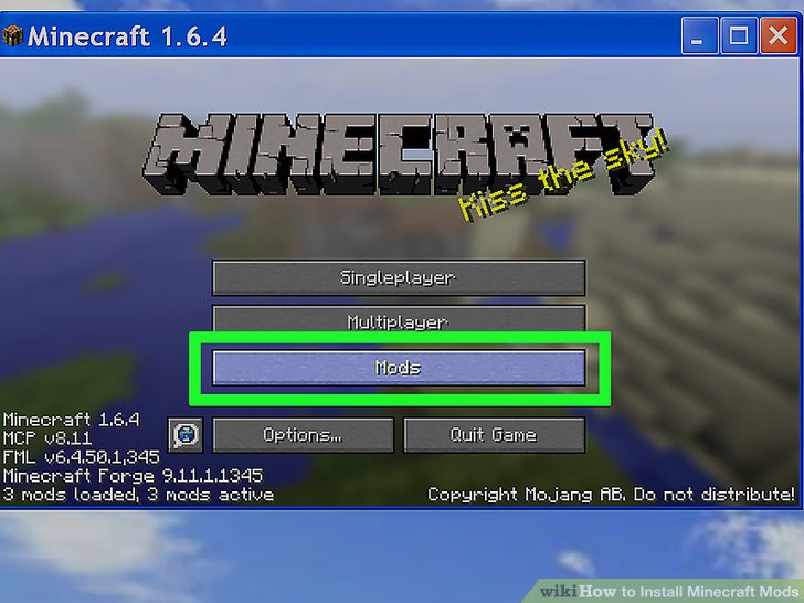 6 Use Minecraft Mod 4 How 1 You Do Computers Open Installer