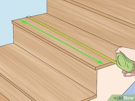 How To Calculate Carpet On Stairs 10 Steps With Pictures | Running Carpet For Stairs | Carpet Runners | Laminate Flooring | Runner | Hallway | Grey