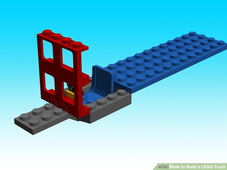 How to Build a LEGO Truck  with Pictures    wikiHow Image titled Build a LEGO Truck Step 5