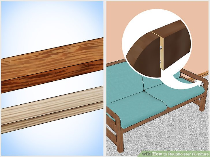 How to Reupholster Furniture  10 Steps  with Pictures    wikiHow Image titled Reupholster Furniture Step 1