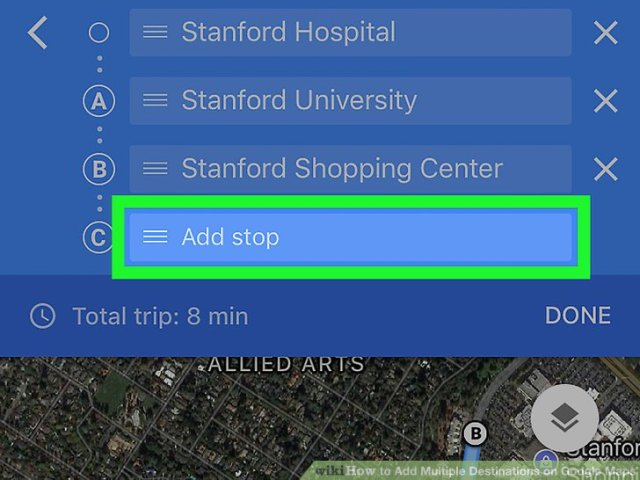 Embed Google Map With Multiple Locations Path Decorations Pictures - Map to add multiple locations