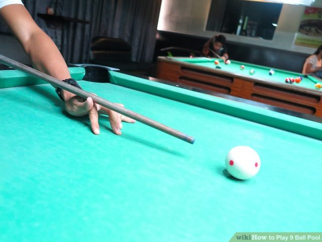 How to Play 9 Ball Pool  15 Steps  with Pictures    wikiHow Image titled Play 9 Ball Pool Step 1