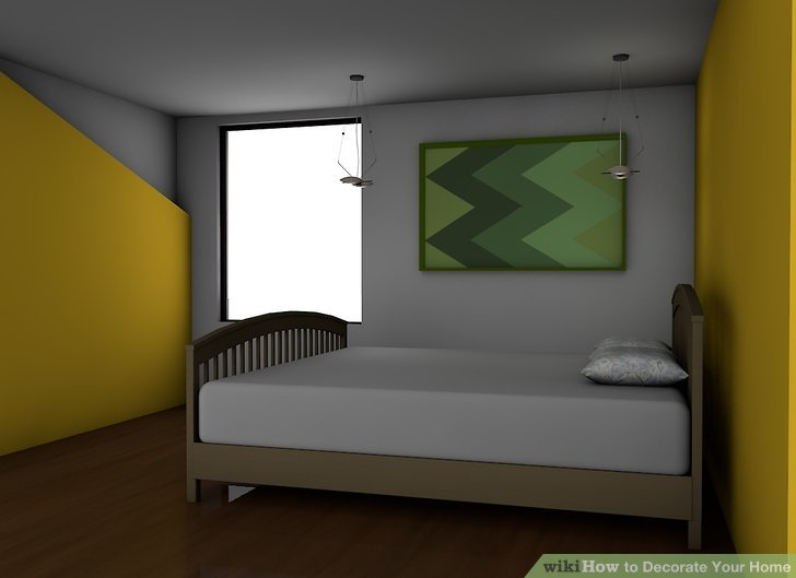 How to Decorate Your Home  with Pictures    wikiHow Image titled Decorate Your Home Step 5