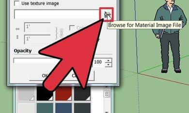 Sketchup Material Editor Enhanced Materials In Sketchup