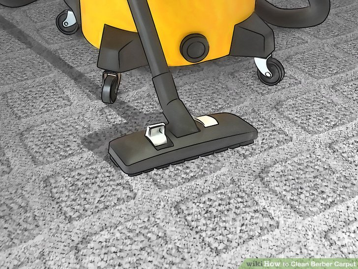 3 Ways to Clean Berber Carpet   wikiHow Image titled Clean Berber Carpet Step 4