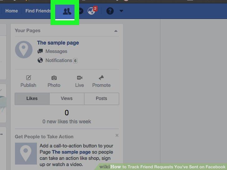 Facebook Pending Friend Requests