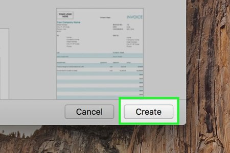4 Ways to Make an Invoice on Excel   wikiHow Image titled Make an Invoice on Excel Step 13