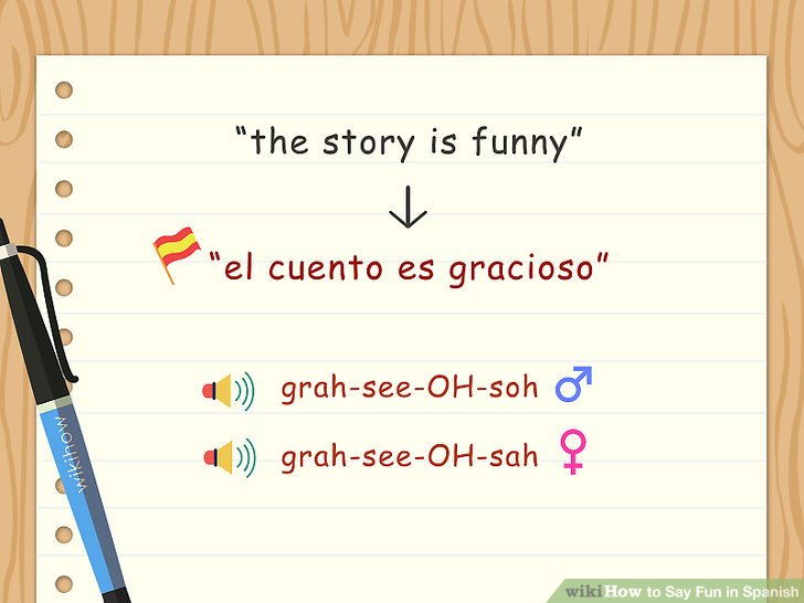 Funny Things Say Spanish
