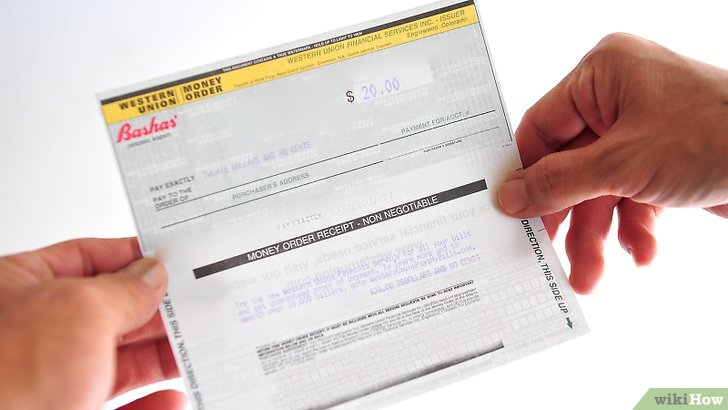 Moneygram Money Order Font