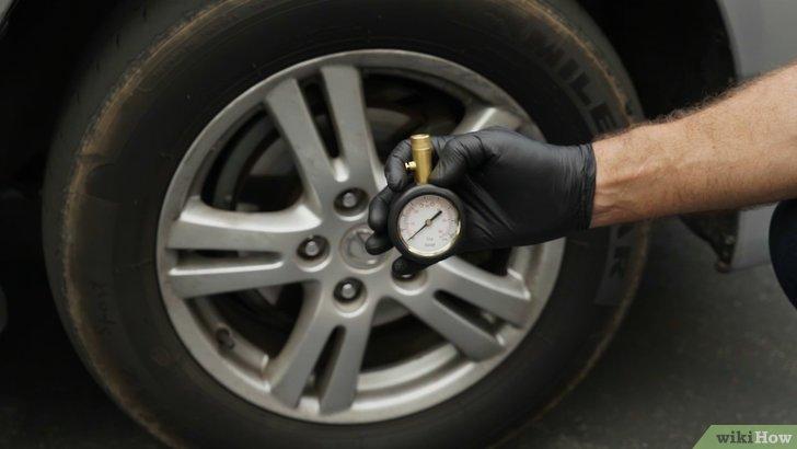Fill Car Tires