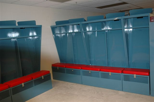 Albert Hill Middle School Lockers