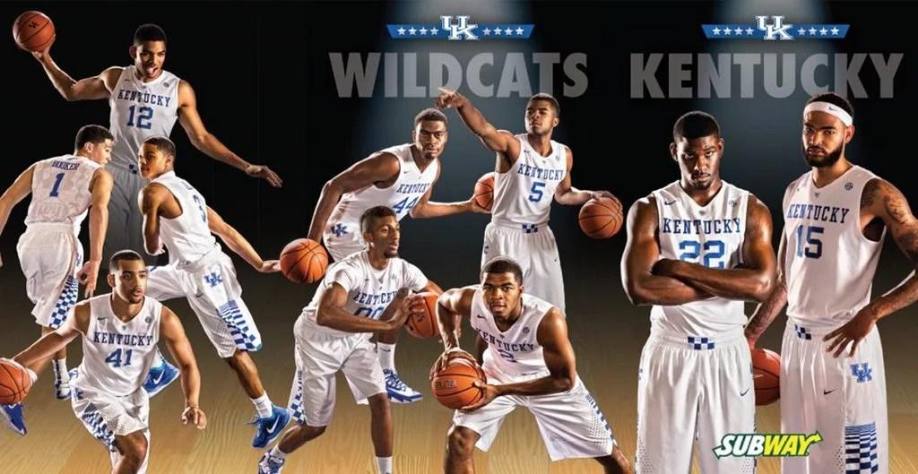 Kentucky Mens Basketball Players 2016