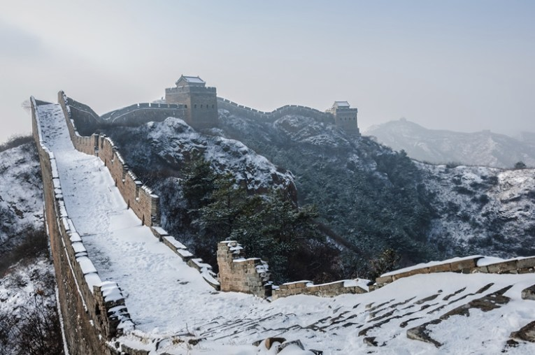 What is the current weather like on the Great WallWild Great Wall     great wall weather conditions