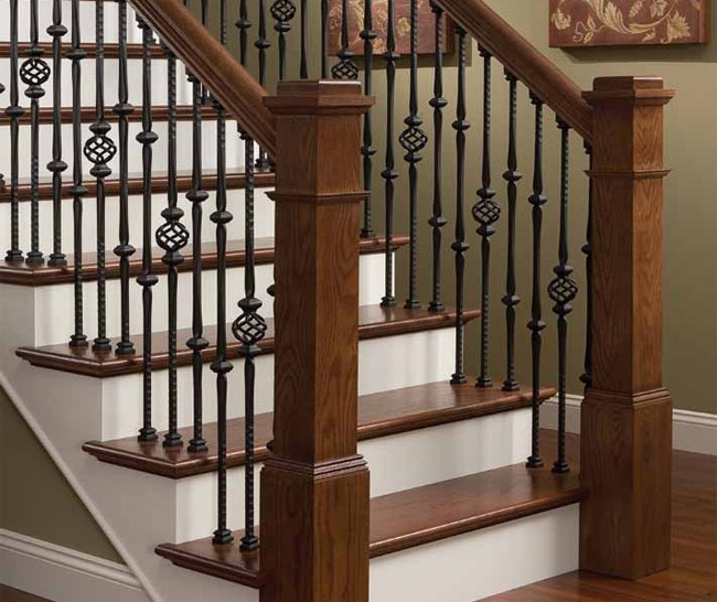 St Louis Staircases Stair Railings From Wilke Window | Pacific Stairs And Railings | Architecture | Wire Mesh | Cad | Casey Brown | Modern Staircase
